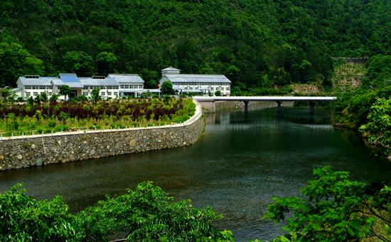 美丽的西溪水库--宁海新闻网
