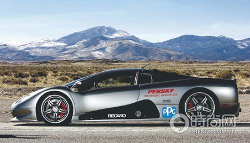 最快电动汽车,SSC Ultimate Aero EV-投资下一部 绿色动力车图片
