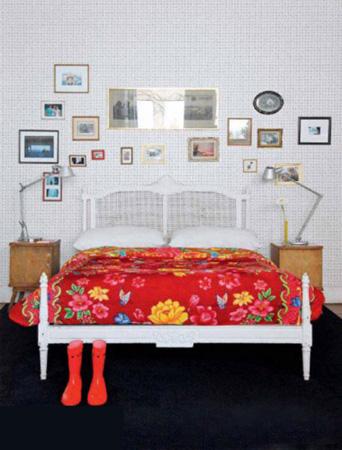 粉粉少女心卧室门图片