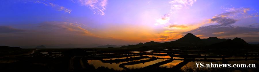 宁海县文峰论坛_海洋湿地风貌 组图3--宁海新闻网
