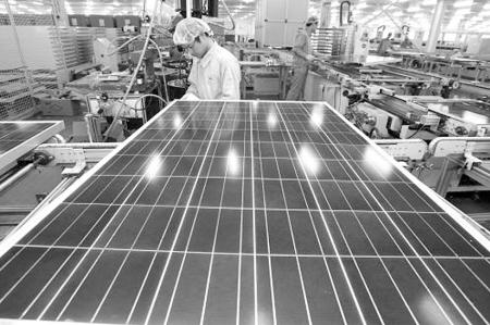 宁波输欧光伏电池同比减八成 企业抱团应诉反