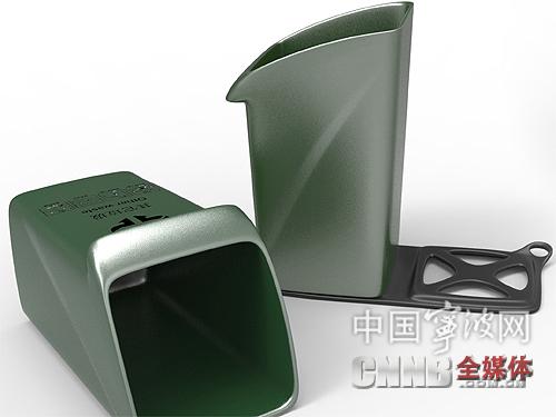 宁波垃圾分类先行家庭可免费得到厨余垃圾桶