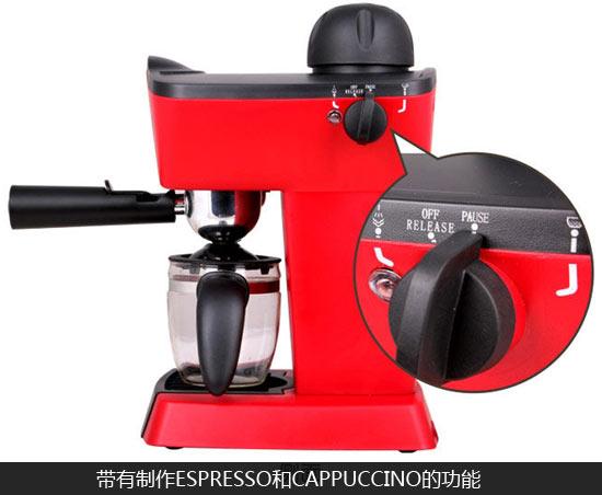 这也是时下家用咖啡机流行的原因之一.