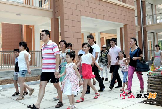 宁海县文峰论坛_全县近82000名中小学生走进校园--宁海新闻网