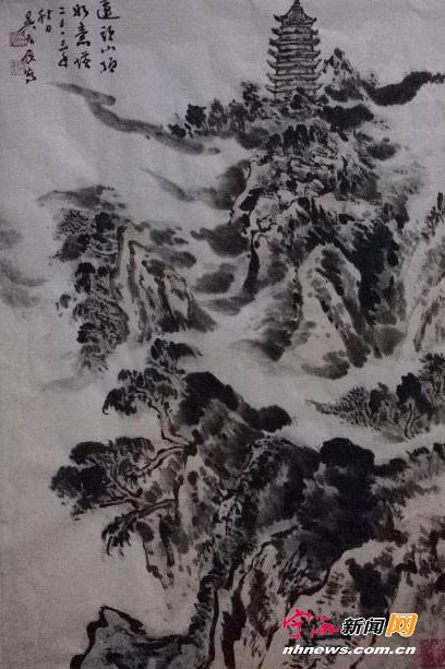 宁海县文峰论坛_教师画宁海--宁海新闻网