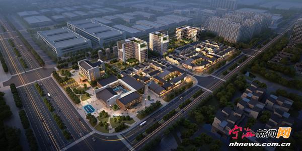 海绵城市--智能汽车小镇连通百亿级产业链--宁海新闻网